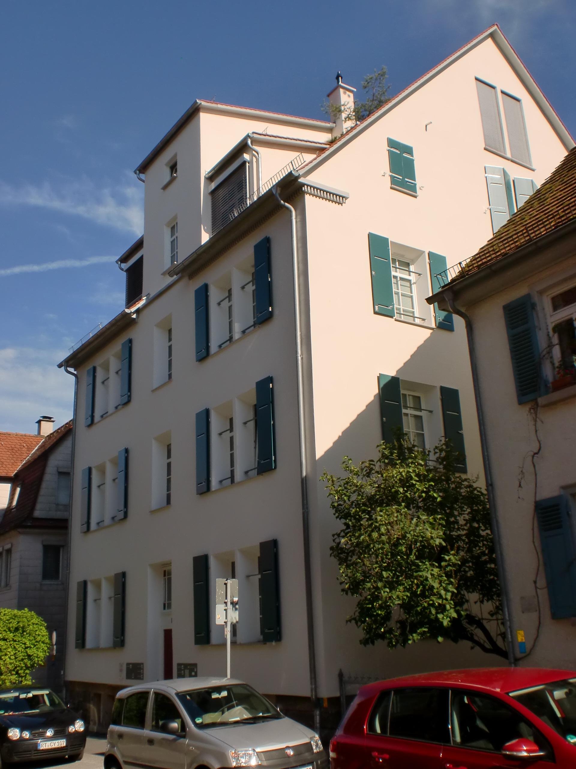 Wohnprojekte In Tübingen Eine übersicht Seite 2